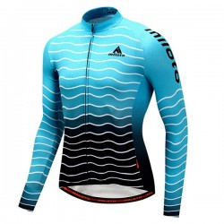 "Maillot Manches Longues ""Wave"""