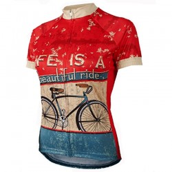 "Maillot Femme ""Beautiful Ride"""