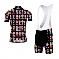 "Tenue cycliste ""Avatars de..."