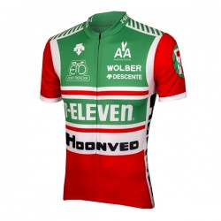 """Maillot """"7 Eleven - Hoonved"""""""