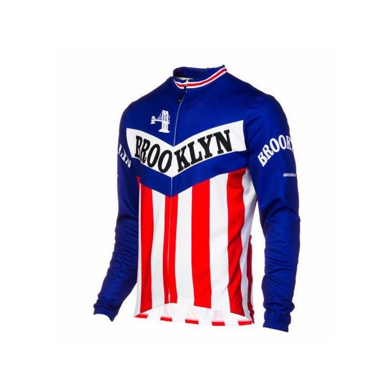 meet fast delivery detailing Maillot Manches Longues
